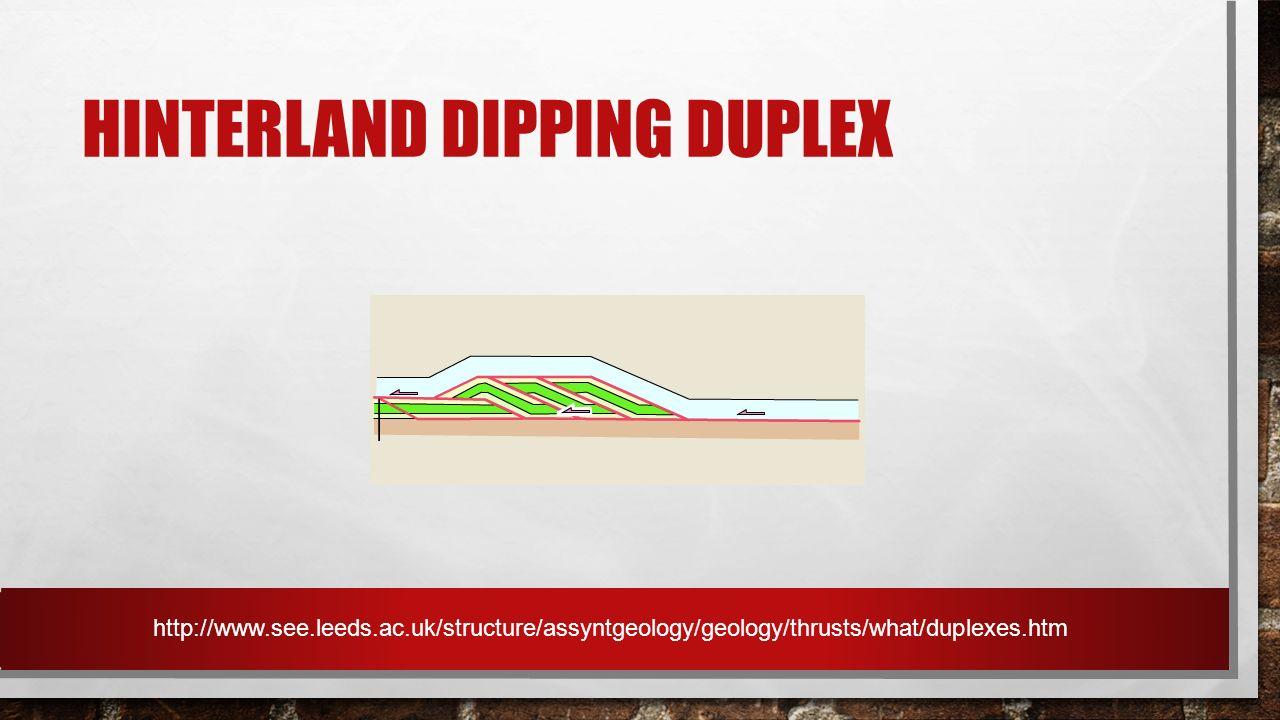 Hinterland Dipping Duplex