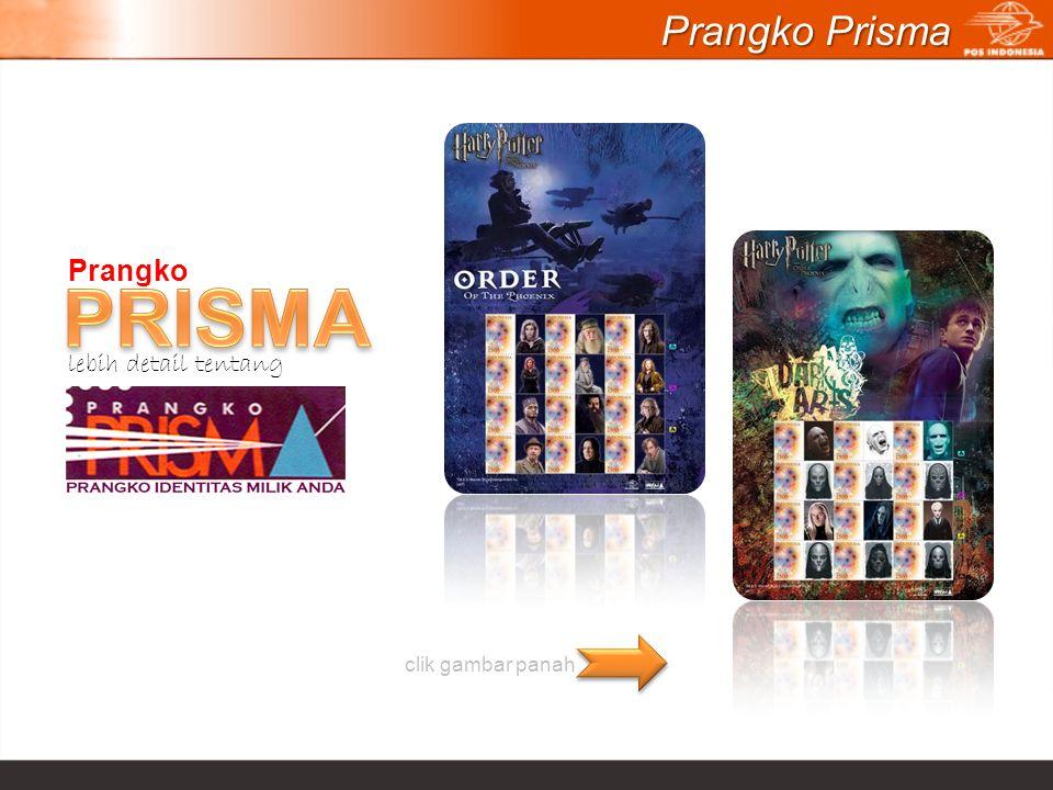 Prangko Prisma PRISMA Prangko lebih detail tentang clik gambar panah