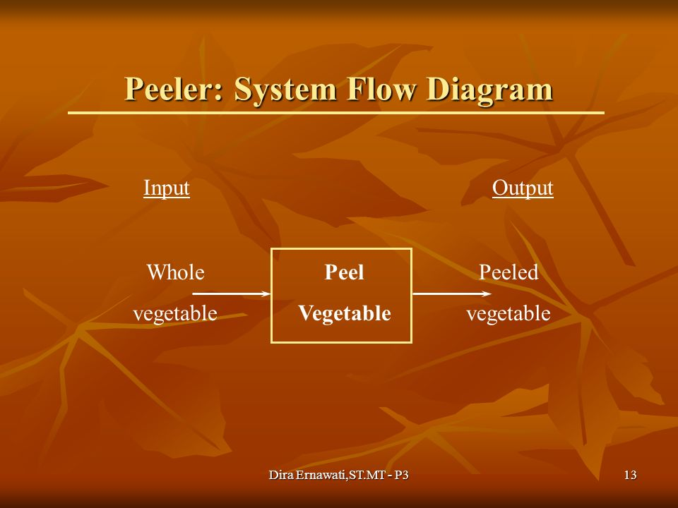 Peeler: System Flow Diagram