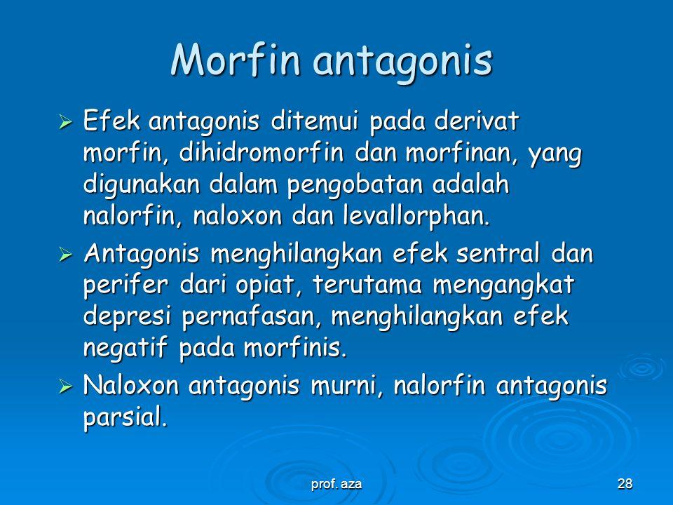 Morfin antagonis