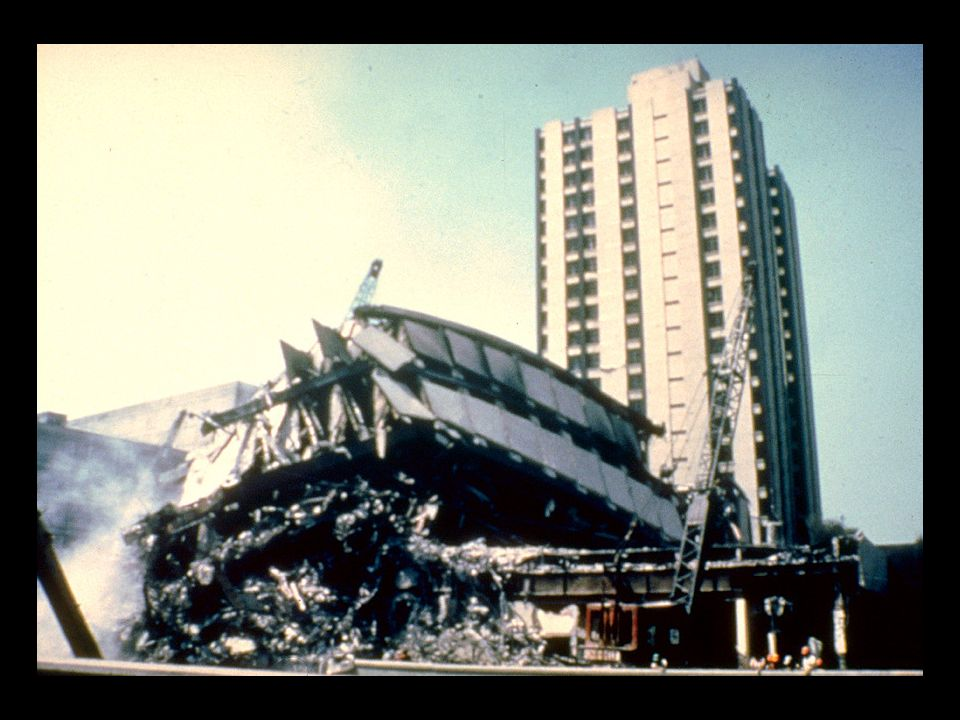 1985 Mexico City Earthquake.