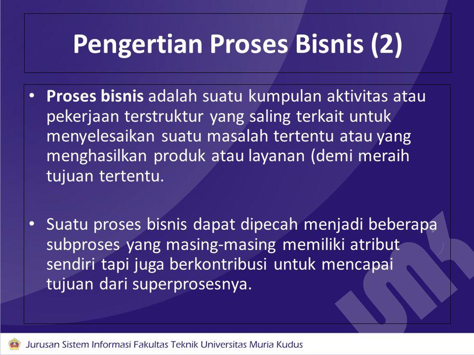 Pengertian Proses Bisnis (2)