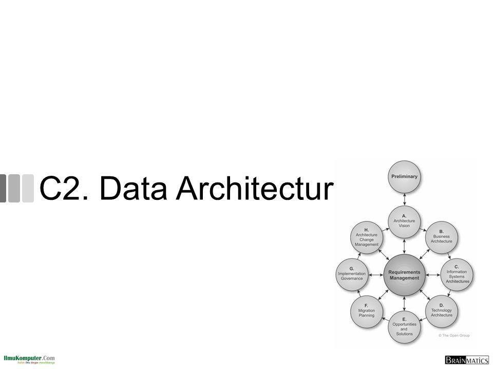 C2. Data Architecture