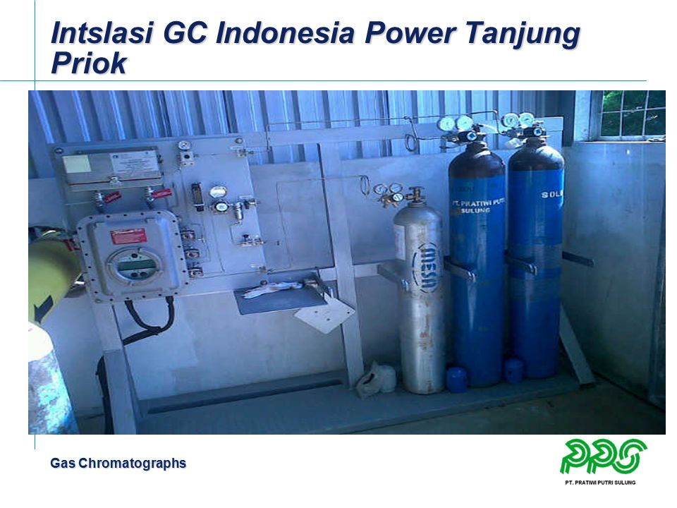 Intslasi GC Indonesia Power Tanjung Priok