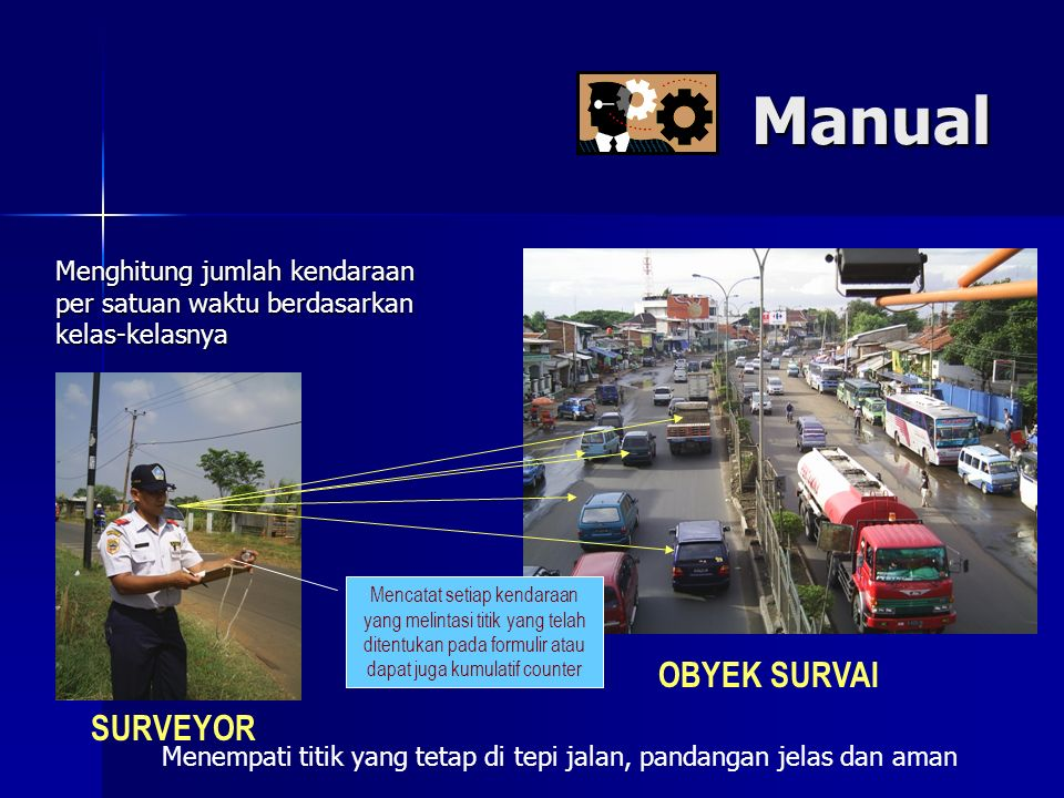 Manual OBYEK SURVAI SURVEYOR
