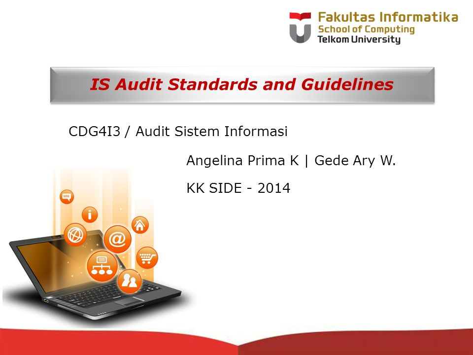 IS Audit Standards and Guidelines