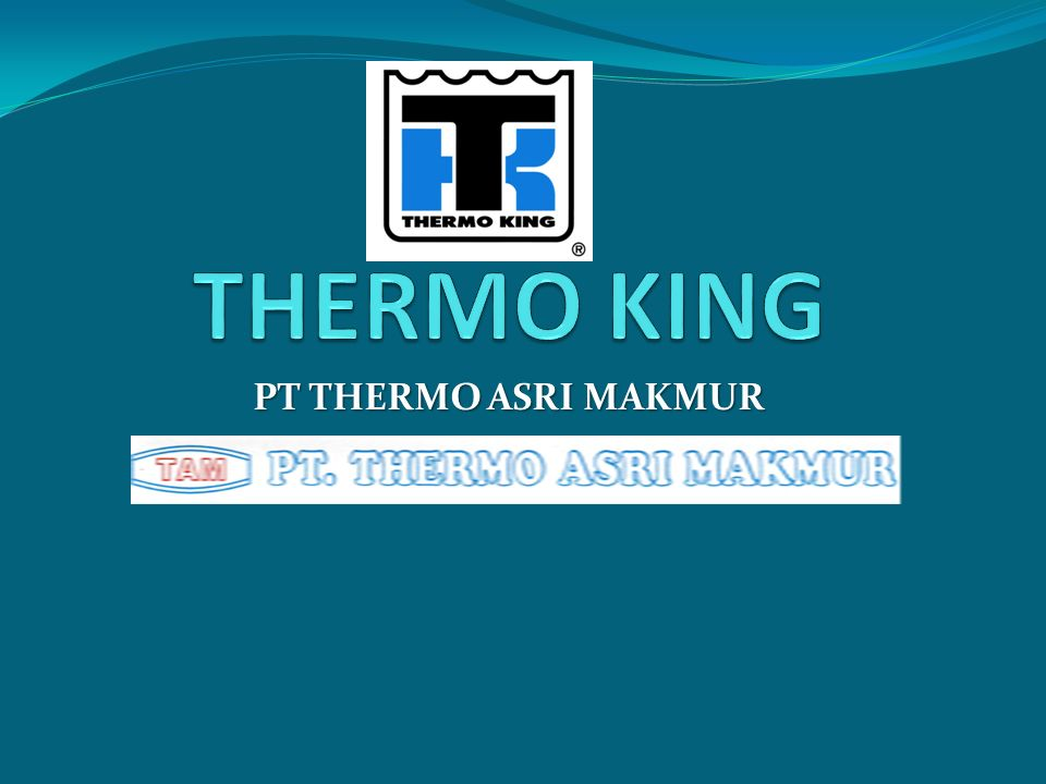 THERMO KING PT THERMO ASRI MAKMUR