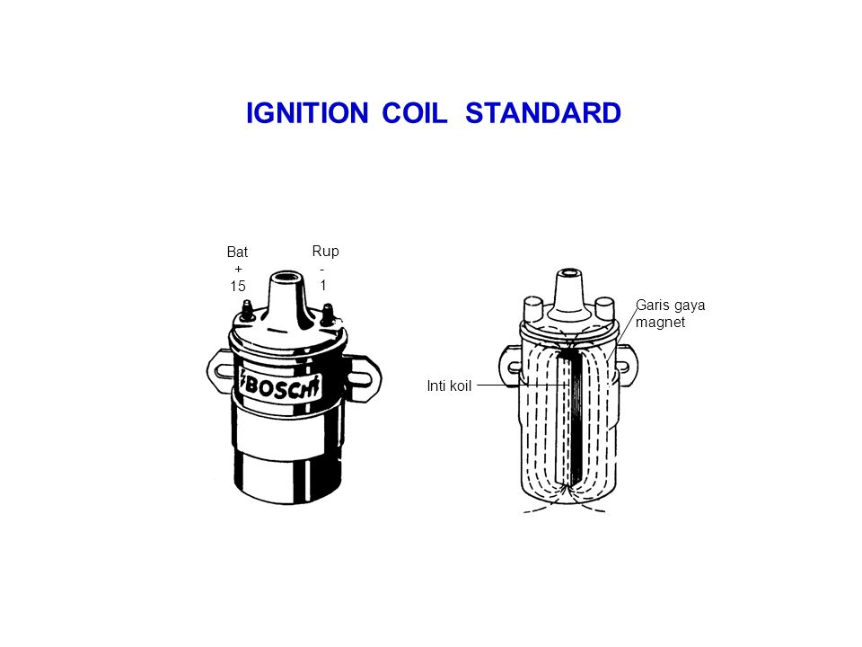 IGNITION COIL STANDARD
