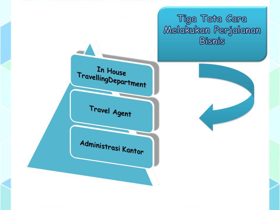 Tiga Tata Cara Melakukan Perjalanan Bisnis