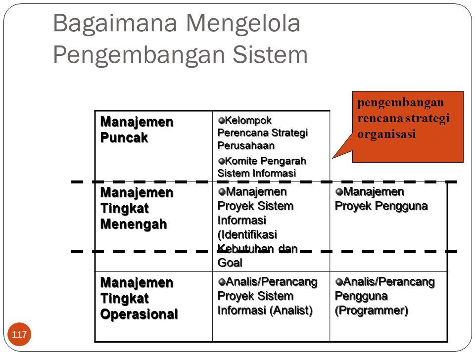 Bagaimana Mengelola Pengembangan Sistem