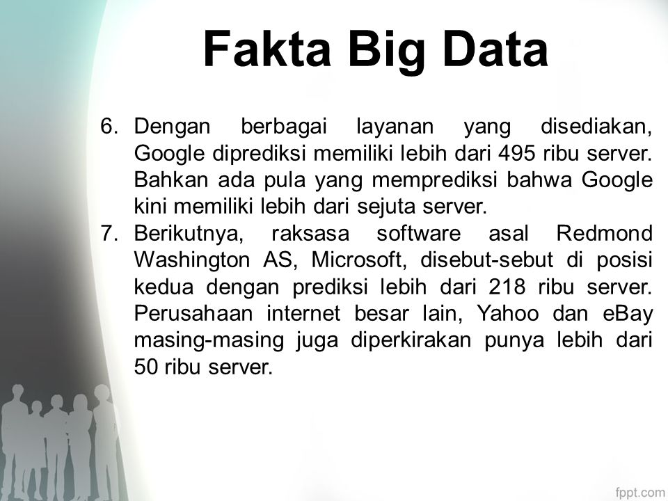 Fakta Big Data