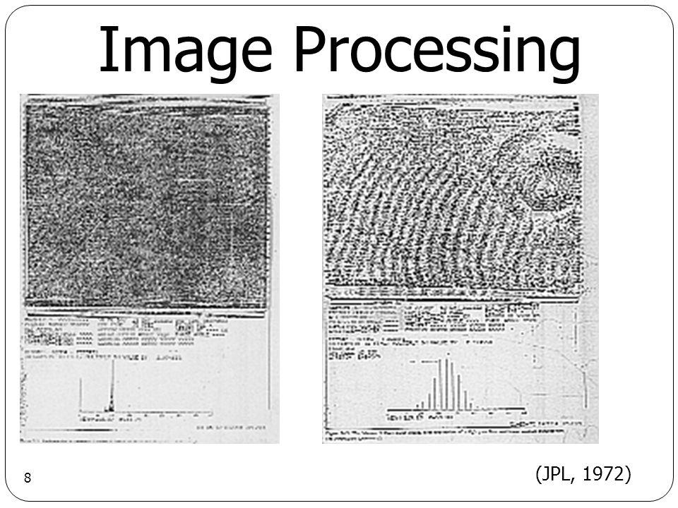 Image Processing (JPL, 1972)