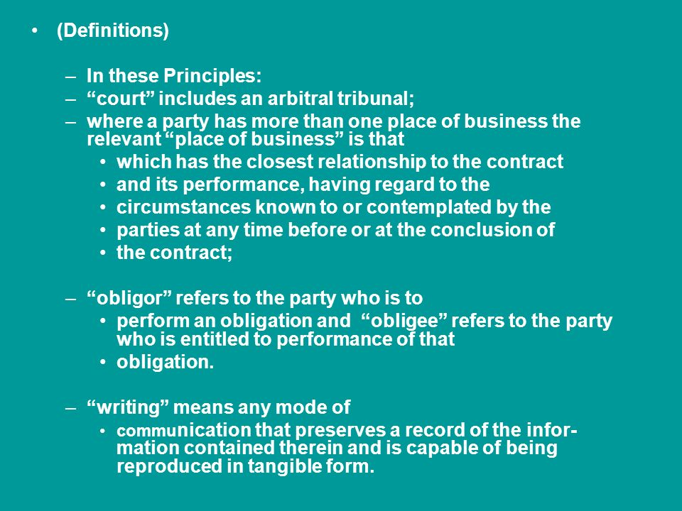 court includes an arbitral tribunal;