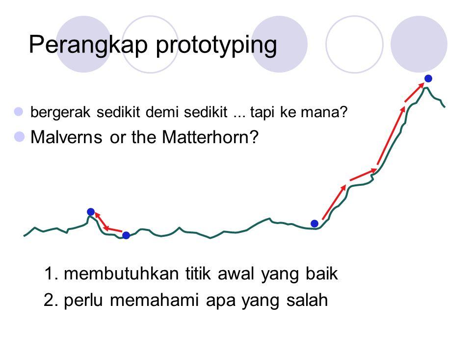 Perangkap prototyping