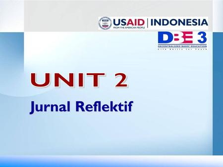 UNIT 2 Jurnal Reflektif 1.