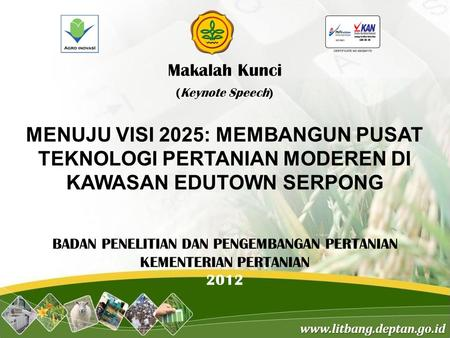 Makalah Kunci (Keynote Speech)