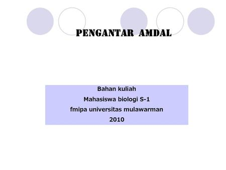 fmipa universitas mulawarman