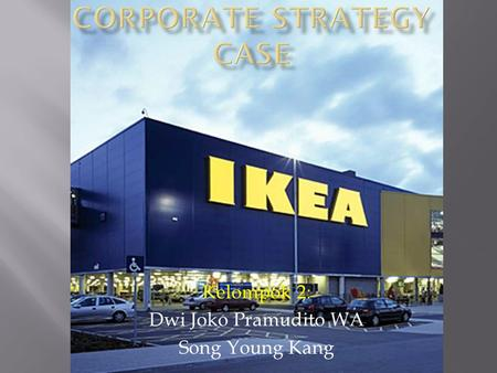 Corporate Strategy Case