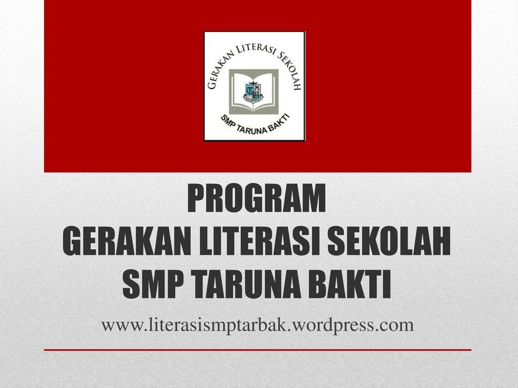 Contoh Rencana Dan Laporan Pelaksanaan Kegiatan Literasi Sd Doc Kumpulan Contoh Laporan
