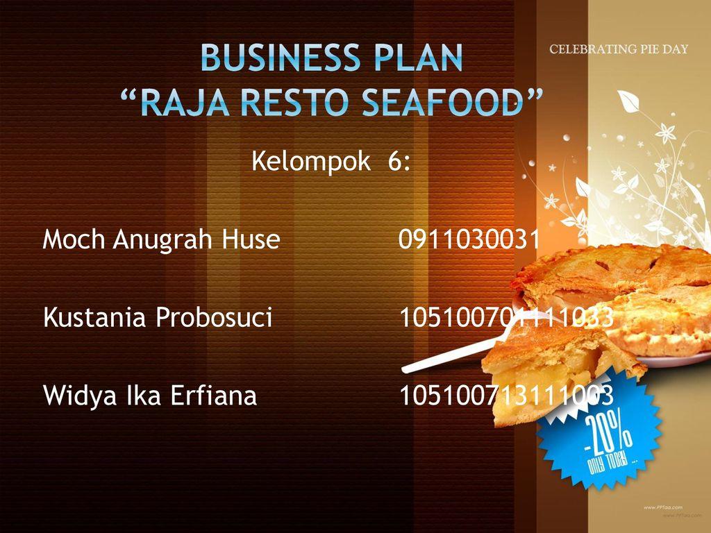 Business Plan Griya Baby Katering Ppt Download