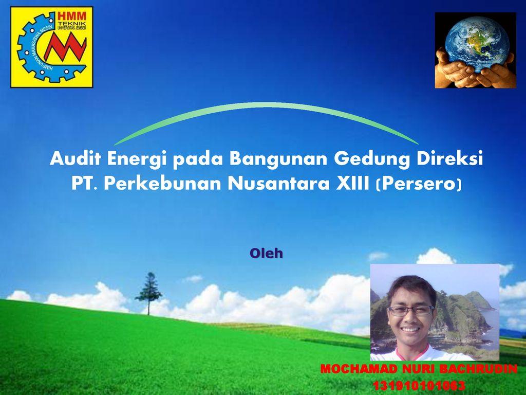 Mochamad Nuri Bachrudin Ppt Download