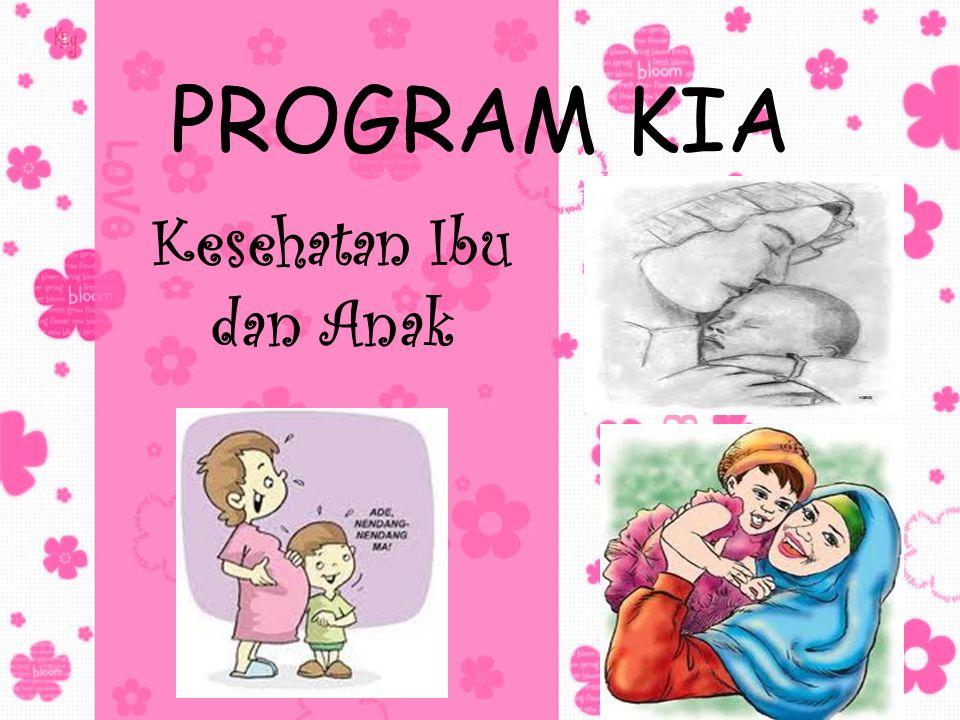Program Kia Kesehatan Ibu Dan Anak Ppt Download