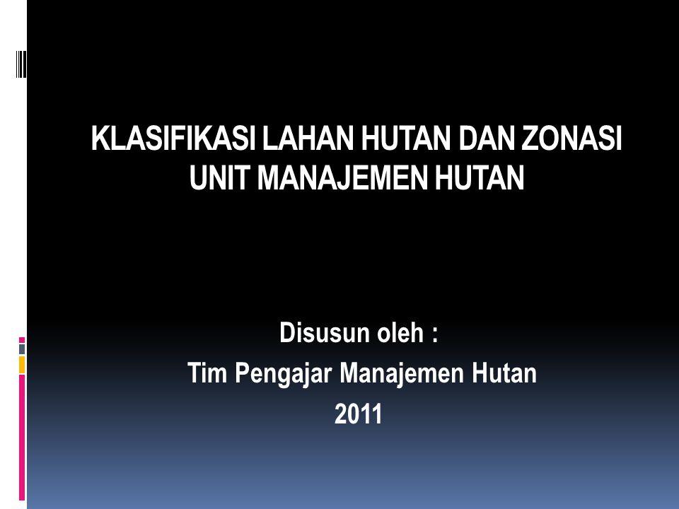 Pengertian manajemen konservasi