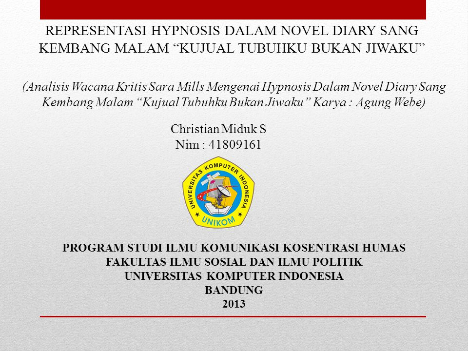 Analisis Wacana Kritis Teun A Van Dijk Dalam Film Dokumenter Jakarta Unfair Indah Wahyu Lestari Perpustakaan Universitas Hasanuddin