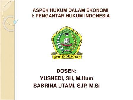 M Hamidi Masykur S H M Kn Pembidangan Hukum Ppt Download