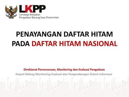 Kontrak Pengadaan Barangjasa Pemerintah Ppt Download