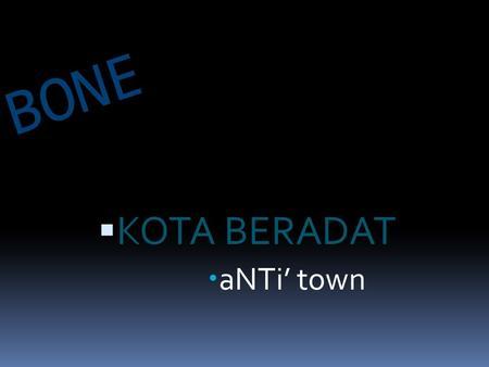 Kawasan Wisata Mattampa Ppt Download