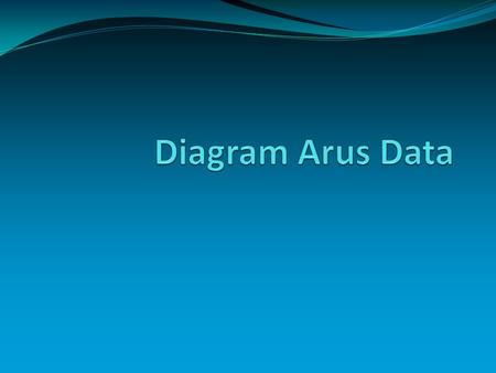 Diagram Arus Data.