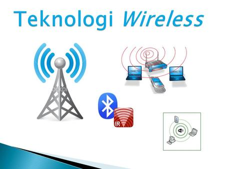 Teknologi Wireless.
