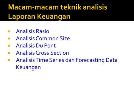 Model Prediksi Keuangan Ppt Download