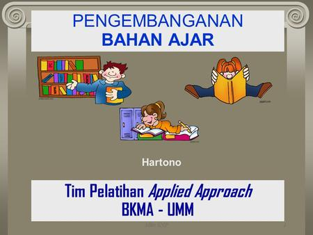 Tim Pelatihan Applied Approach