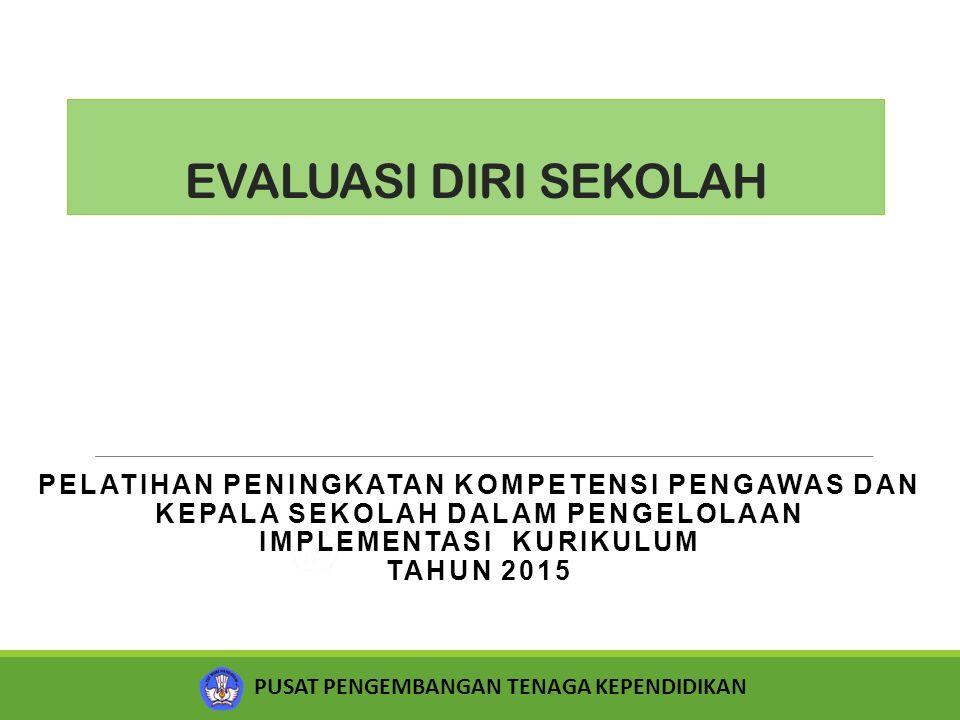 Contoh Laporan Evaluasi Diri Sekolah Smp Kumpulan Contoh Laporan