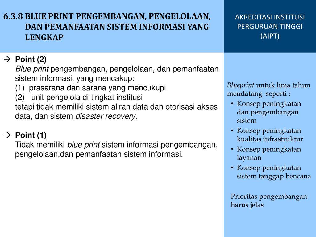 Kriteria penilaian aipt standar 6 ppt download 36 akreditasi malvernweather Choice Image