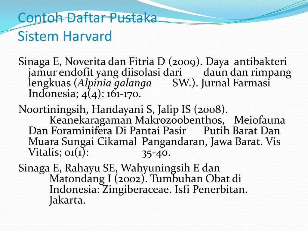 Teknik Menulis Ilmiah Oleh Uun Yanuhar Ppt Download