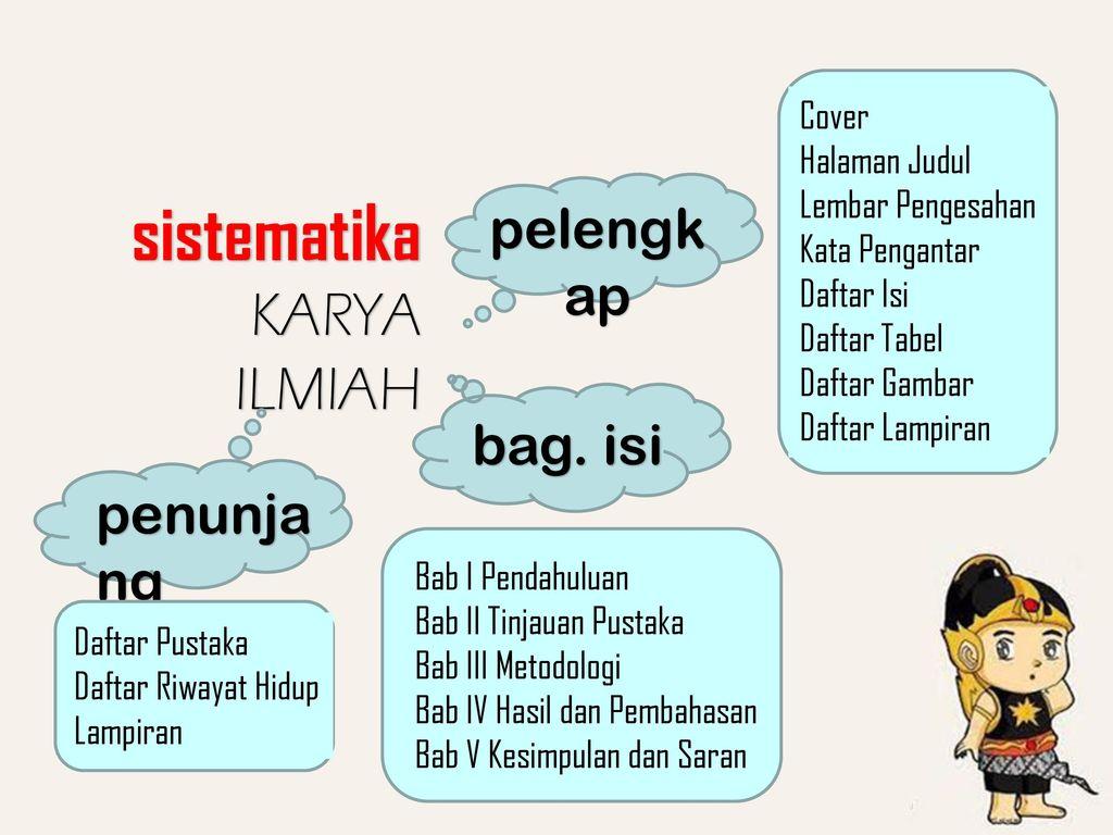 Kti Karya Tulis Ilmiah Ppt Download
