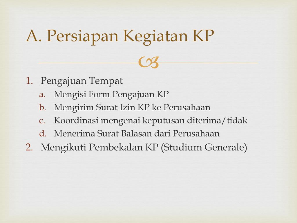 Pembekalan Kerja Praktek Kp Ccdp Telkom Pdc Ppt Download