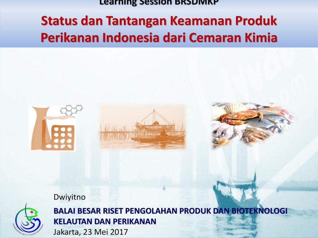 Status Dan Tantangan Keamanan Produk Ppt Download