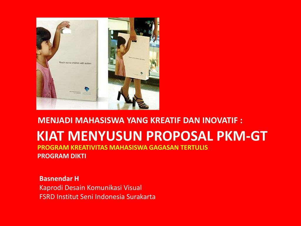 Kiat Menyusun Proposal Pkm Gt Ppt Download