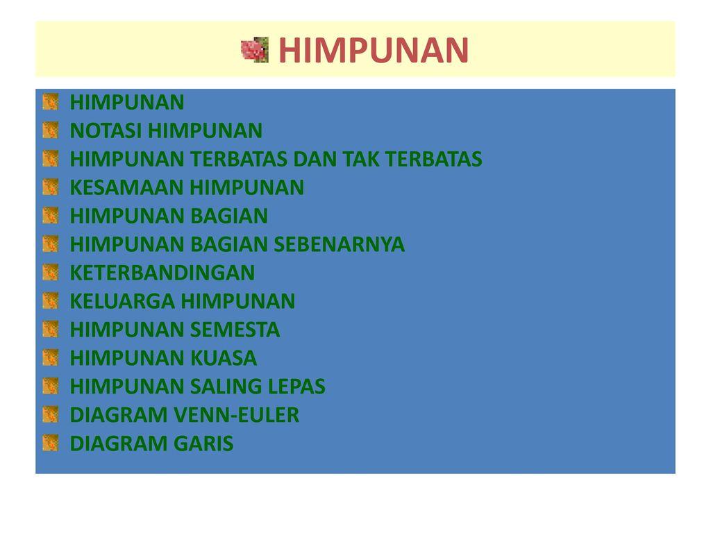 Himpunan ppt download 3 himpunan ccuart Images