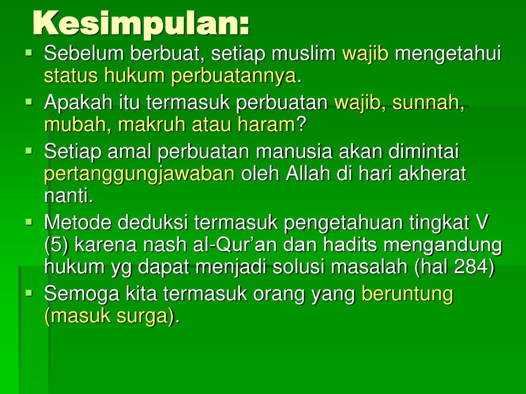 METODOLOGI EKONOMI ISLAM - ppt download