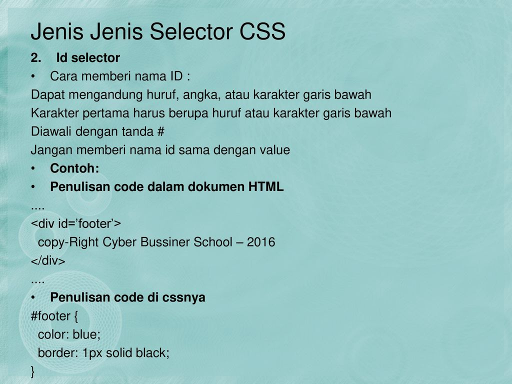 Cascading Style Sheet Css Ppt Download