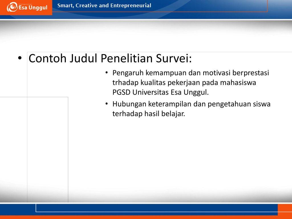 Metode Dalam Penelitian Kuantitatif Dr Ratnawati Susanto M M M Pd Ppt Download