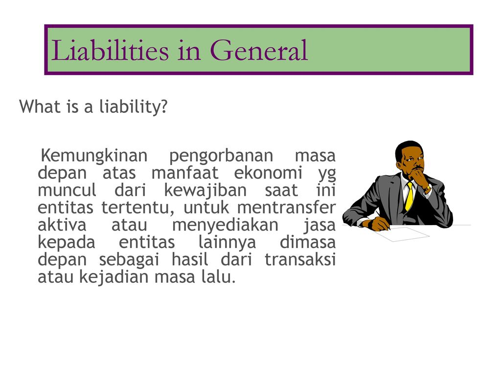 Current Liabilities Current liabilities are: