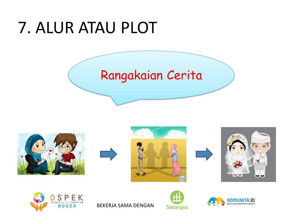 Kelas Menulis Fiksi Bersama Komunitas Ospek Indonesia Chapter Bogor