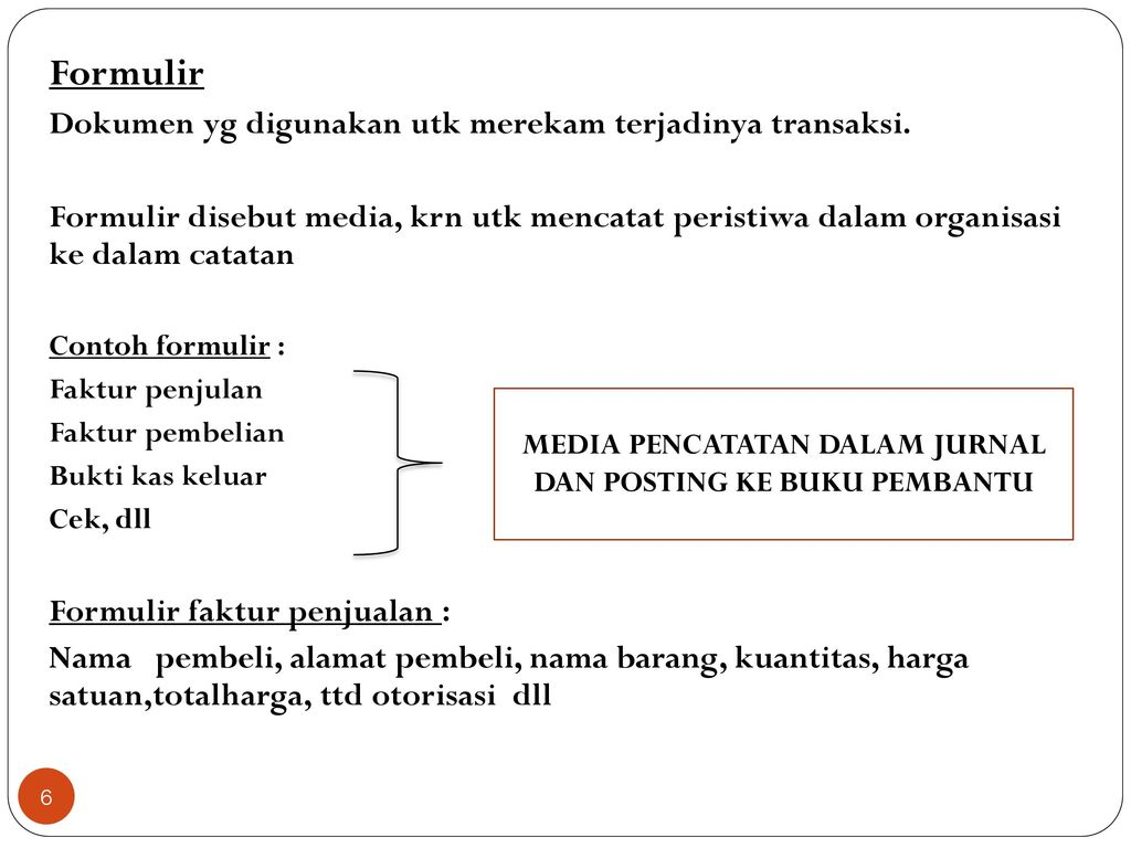 Sistem Akuntansi Ppt Download