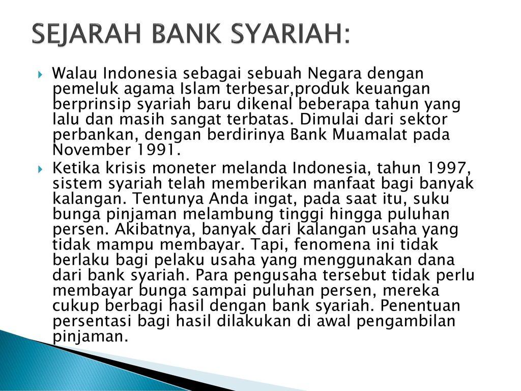 Uang Dan Lembaga Perbankan Syariah Ppt Download
